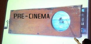 Curso Pré-cinema Raimo Benedetti